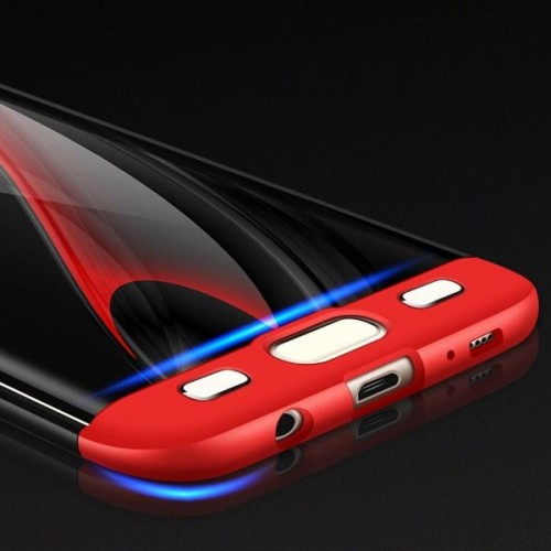 GKK Case For Samsung Galaxy S7 Edge 360 Degree Full